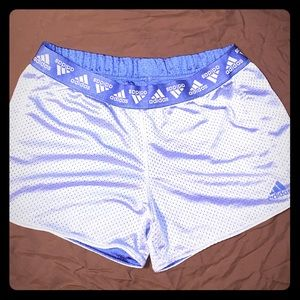 Adidas Women reversible shorts